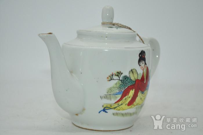 80年代景德镇老茶壶图5