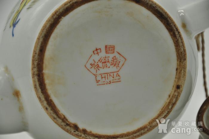 80年代景德镇老茶壶图12