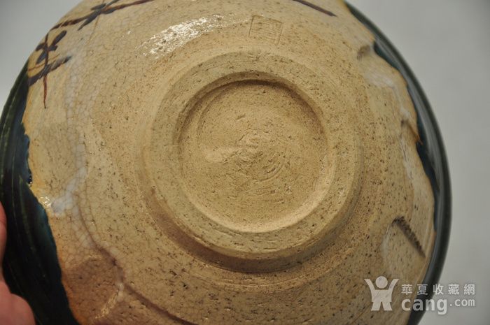 日本茶道瓷碗两个图6