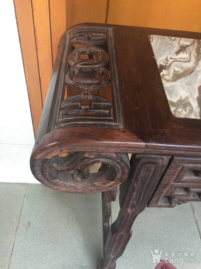 红木琴桌图4