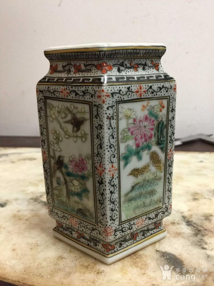 菱形花瓶图1