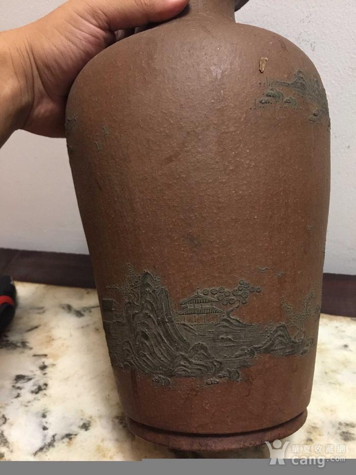 紫砂花瓶图4