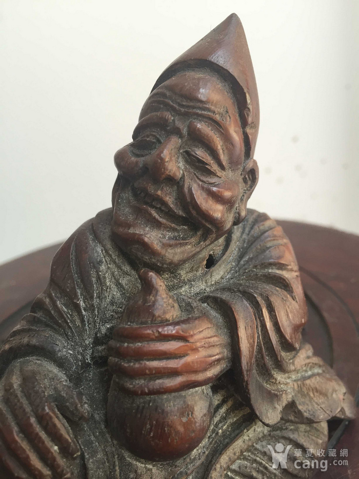 竹雕济公图3