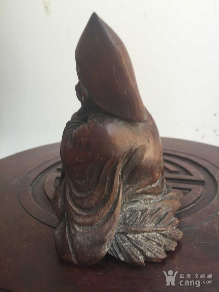 竹雕济公图9