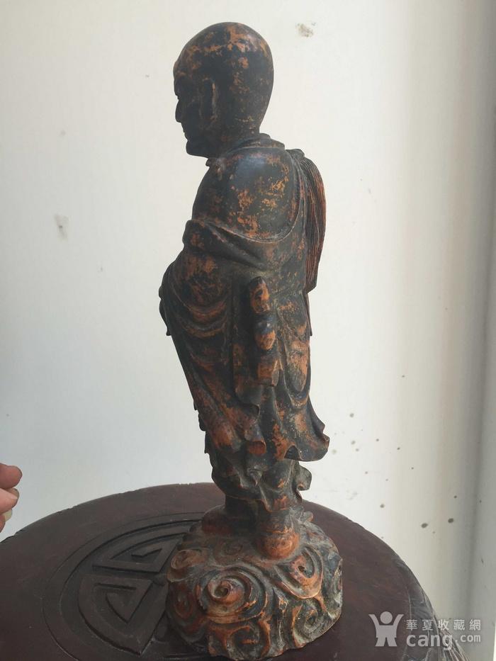木雕造像图3