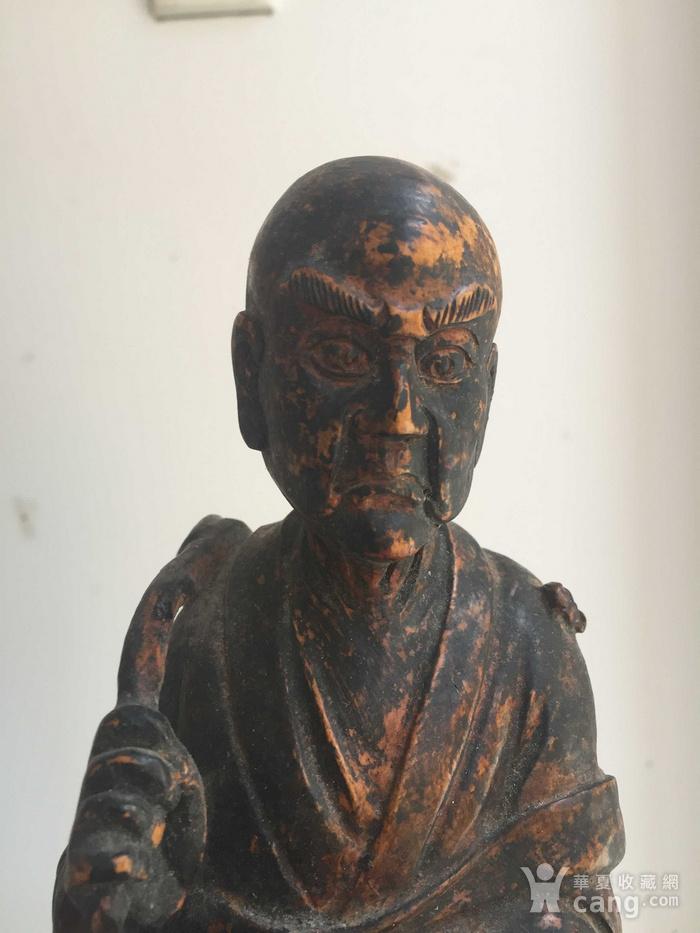 木雕造像图6