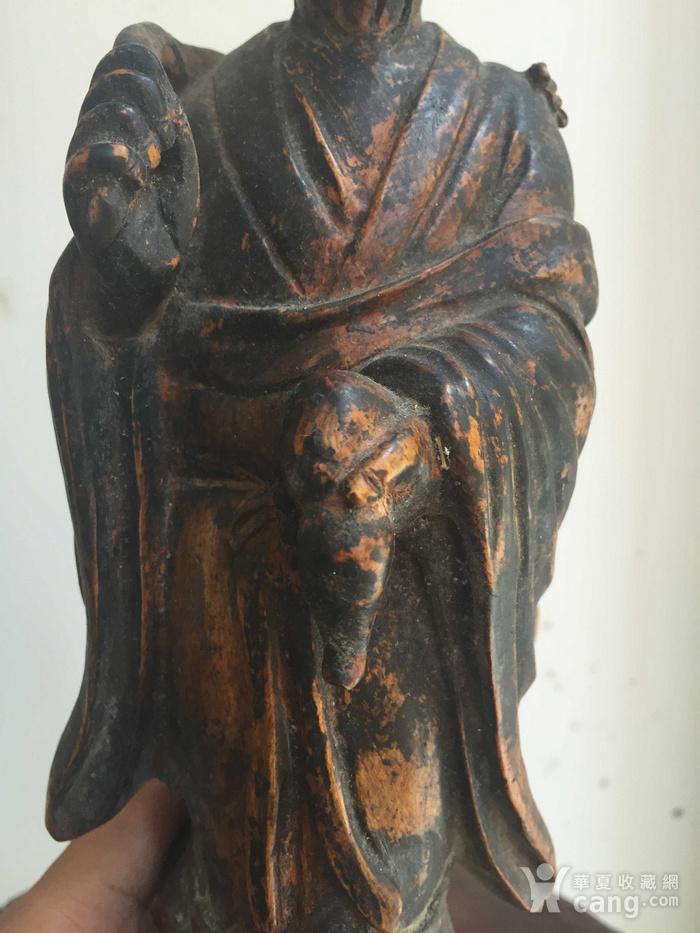 木雕造像图7