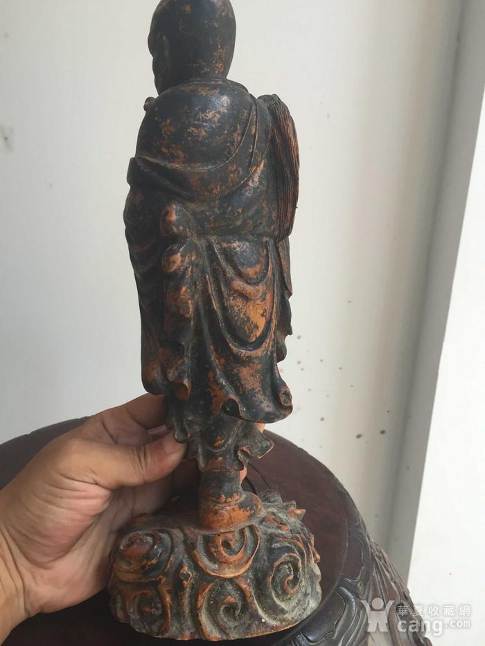 木雕造像图10