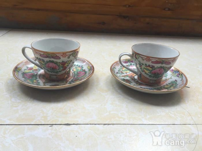 咖啡杯叠一对图2