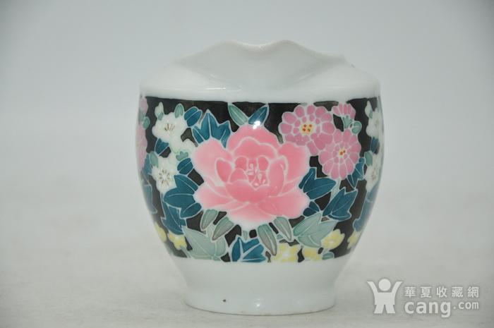 90年代醴陵釉下彩瓷壶图4