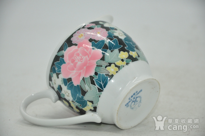 90年代醴陵釉下彩瓷壶图11