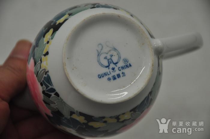 90年代醴陵釉下彩瓷壶图12