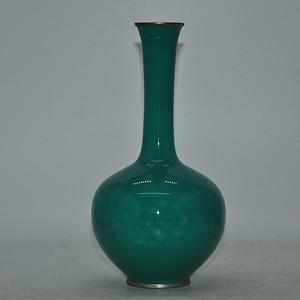 50年以上日本七宝烧花瓶