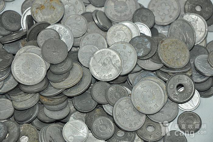 500克日本老钱币图5