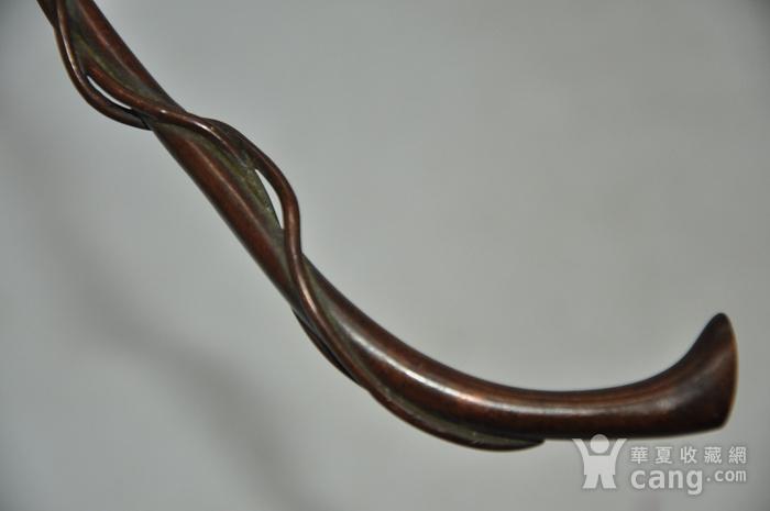 日本纯铜茶道香道用具图7
