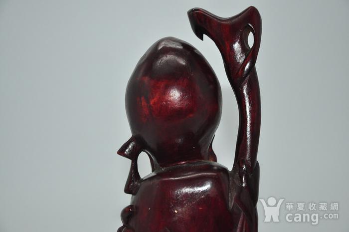木雕寿星老图8