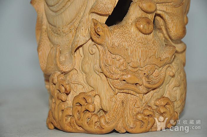 杨吉竹雕作品图9