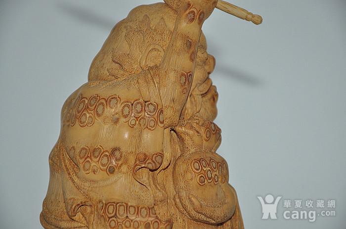 杨吉竹雕作品图8