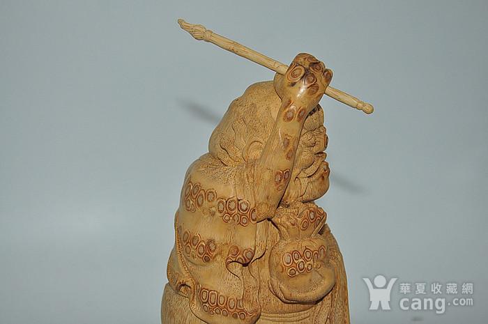 杨吉竹雕作品图7