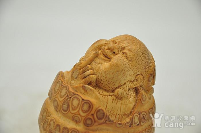 杨吉竹雕作品图3