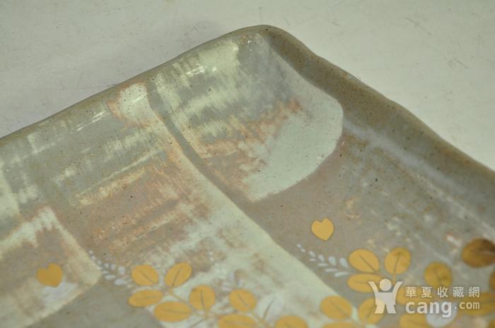 日本橘吉金彩瓷盘图8