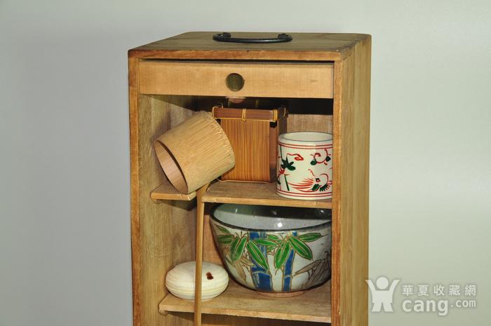 日本茶道器皿八件套图2