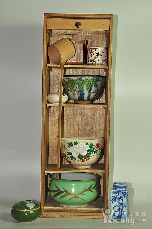 日本茶道器皿八件套图10
