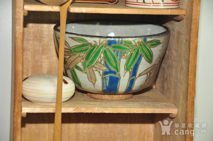 日本茶道器皿八件套图5