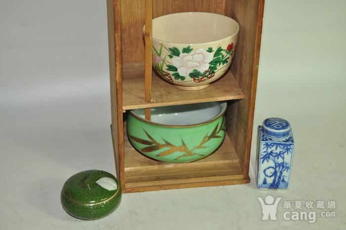 日本茶道器皿八件套图3