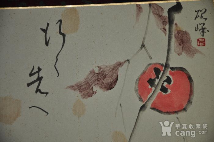 日本粉彩水墨画图6