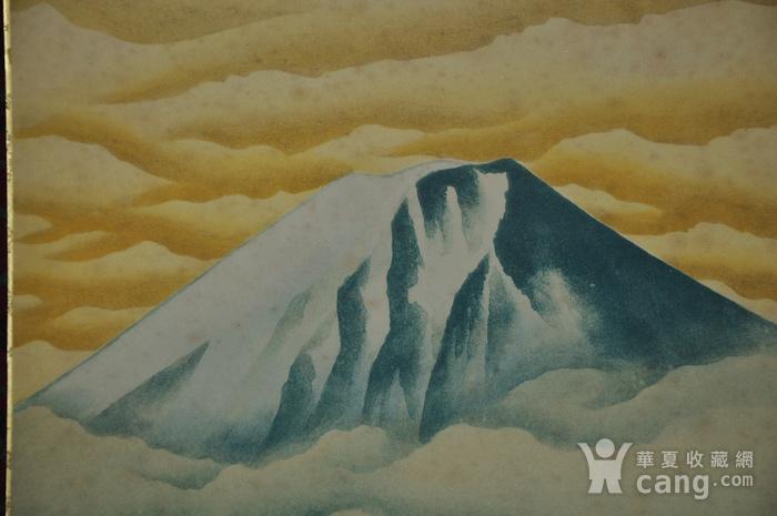 日本画四幅图6