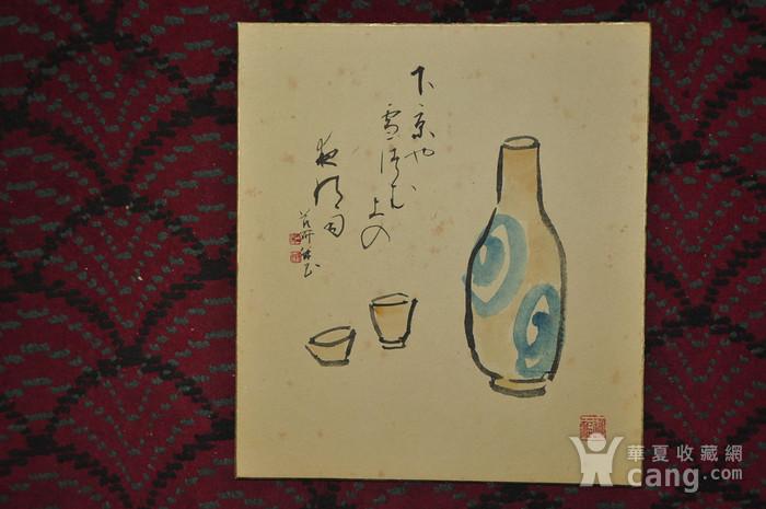 日本画四幅图8