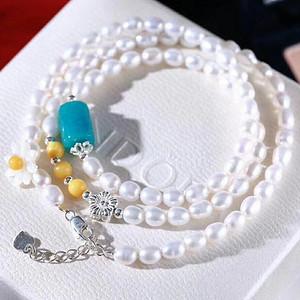 天然珍珠手链