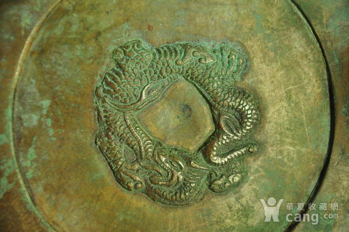 手工攒刻铜香炉图11