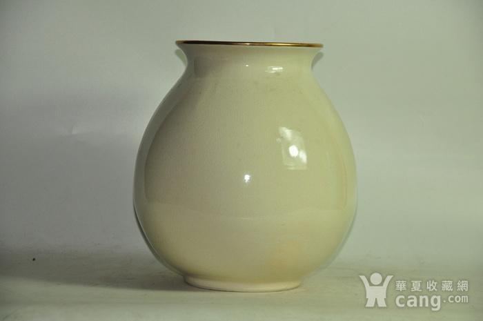 日本九谷烧花瓶图4