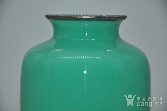 50年左右日本七宝烧花瓶图3