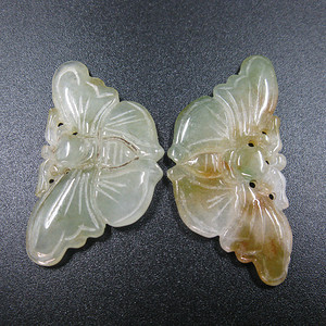 翡翠花蝶帽花