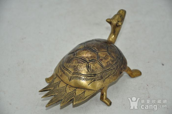 民国时期铜龟镇纸图7