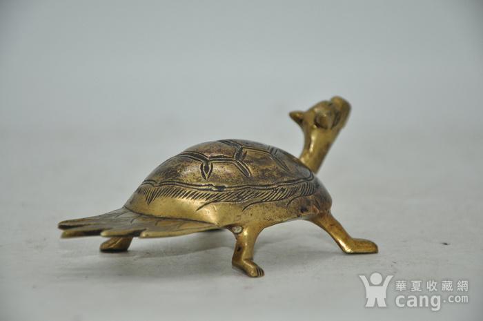 民国时期铜龟镇纸图4