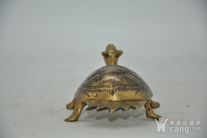 民国时期铜龟镇纸图5