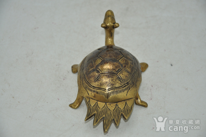 民国时期铜龟镇纸图9