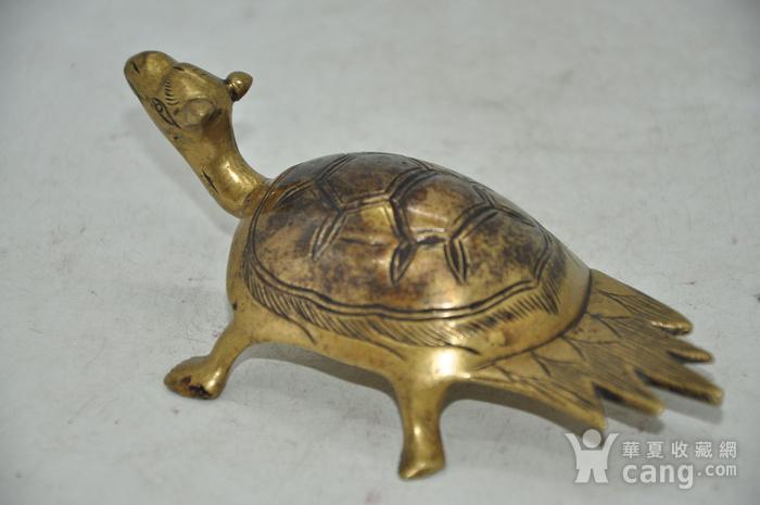 民国时期铜龟镇纸图3