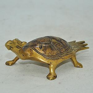民国时期铜龟镇纸