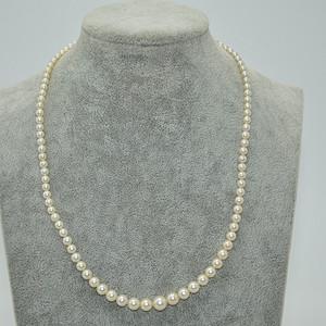 13.7克珍珠项链
