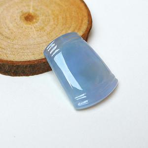 冰种水蓝节节高吊坠