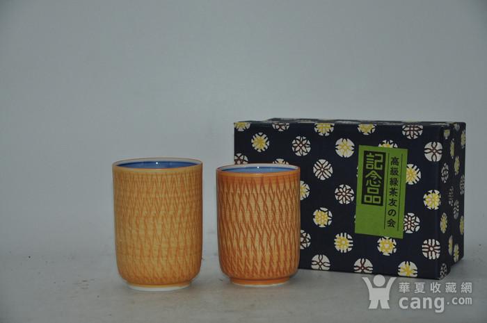 日本茶具对杯图1