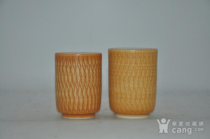 日本茶具对杯图2