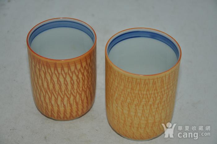 日本茶具对杯图5