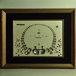 日本海珠AKOYA珍珠标本