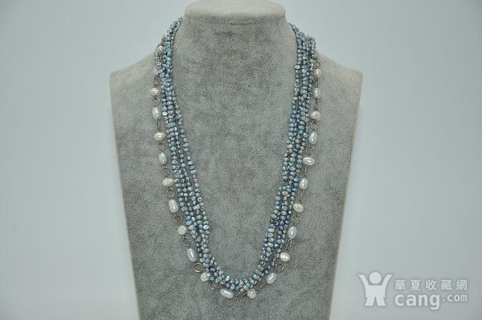 46克珍珠项链图1